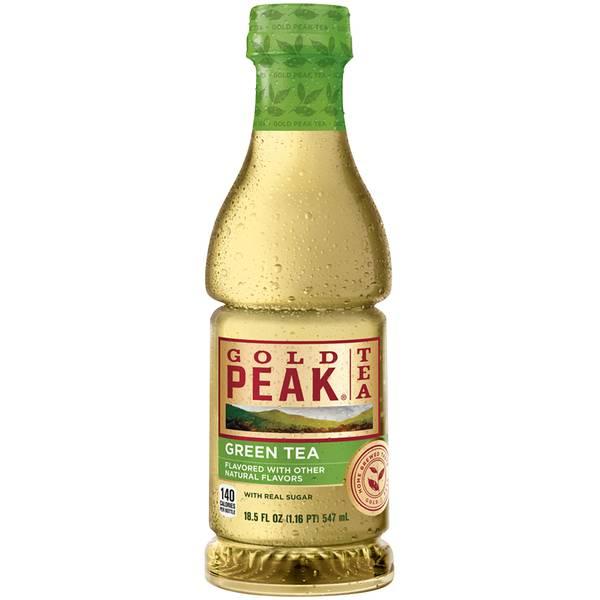 18.5 oz Gold Peak Sweet Green Tea