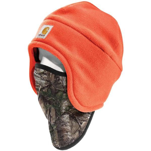 Men's Fleece 2-In-1 Headwear