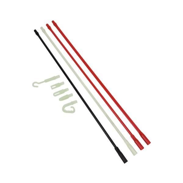 Glow-in-the-Dark Polymer Fish Rod Set