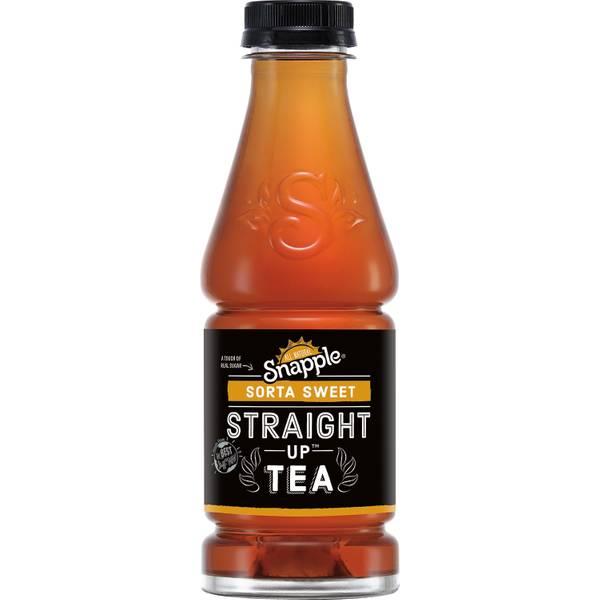 StraightUp Sorta Sweet Tea