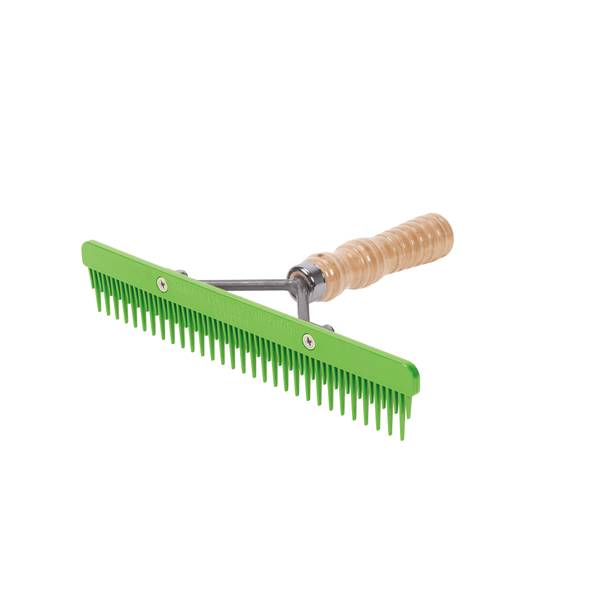 Fluffer Comb & Replaceable Plastic Blade