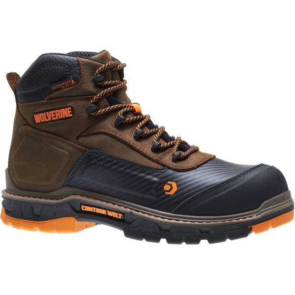Men's Overpass Composite Toe Boot