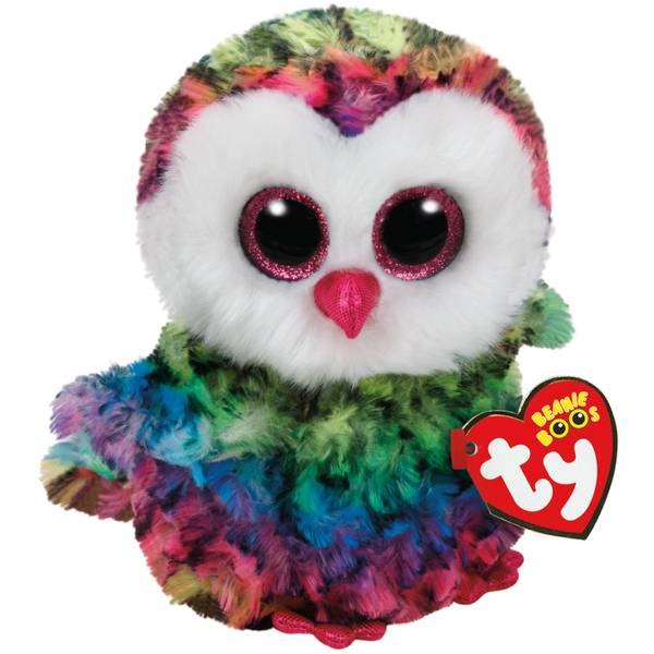 Beanie Boo Reg Owen the Owl
