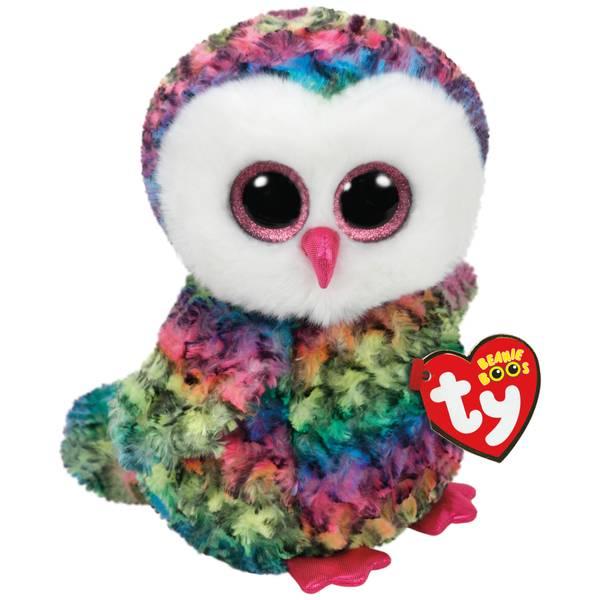 Beanie Boo Med Owen the Owl