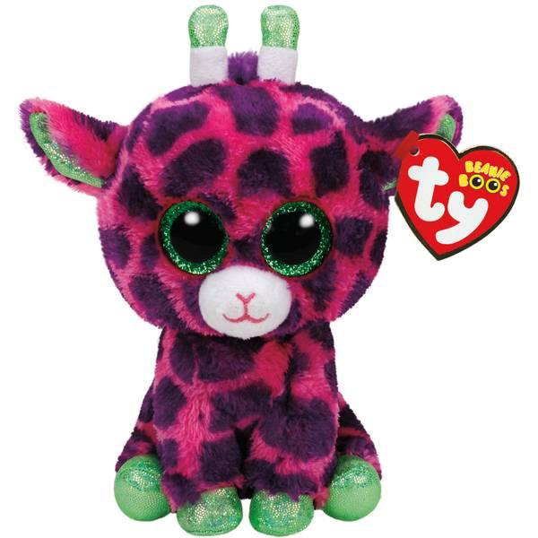 Beanie Boo Reg Gilbert the Pink Giraffe