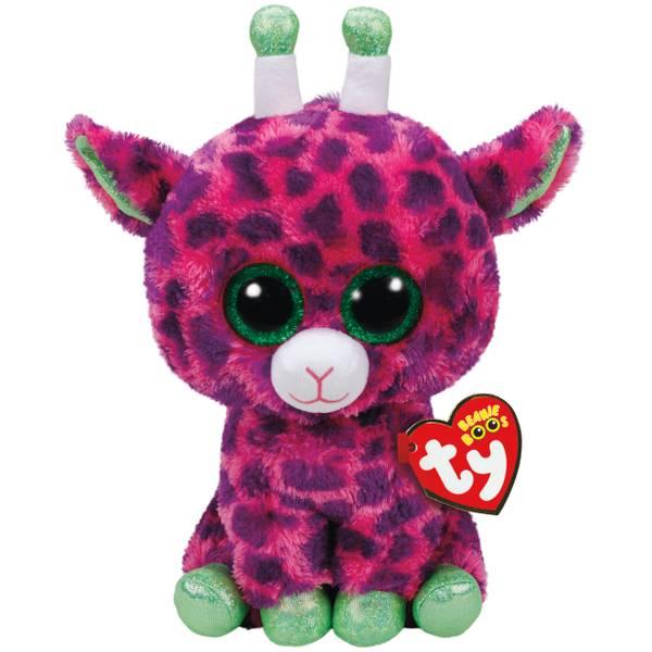 Beanie Boo Med Gilbert the Pink Giraffe