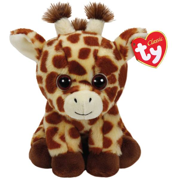 Beanie Baby Med Peaches the Giraffe