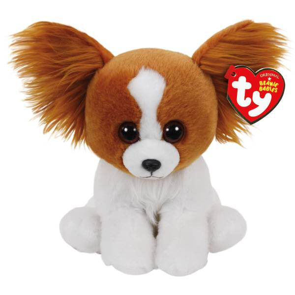 Beanie Baby Reg Barks the Brown Dog