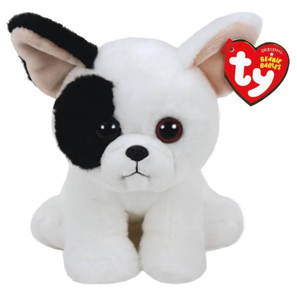 Beanie Baby Reg Marcel the White Dog
