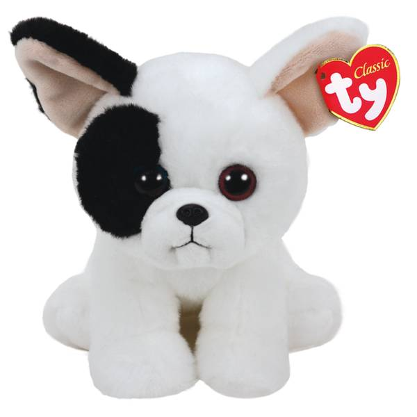 Beanie Baby Medium Marcel the White Dog