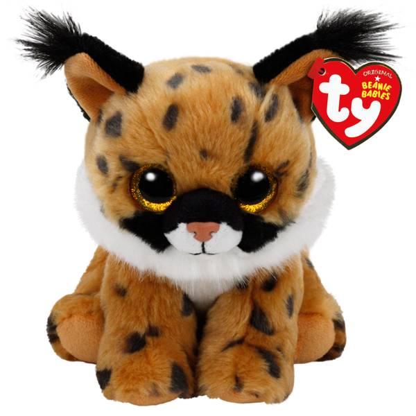 Beanie Baby Reg Larry the Lynx