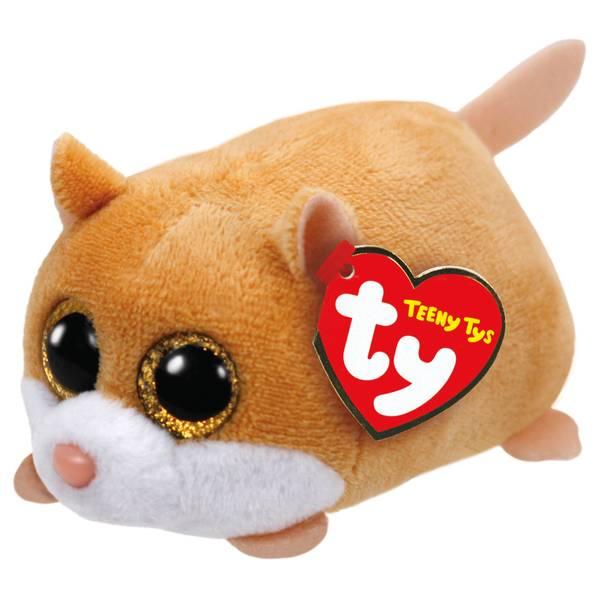 Teeny PeeWee the Hamster