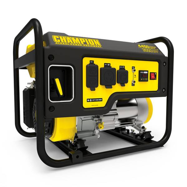 3550-Watt RV Ready Portable Generator (EPA)