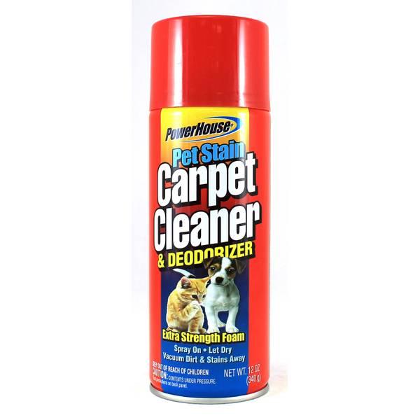 Pet Stain Cleaner & Deodorizer