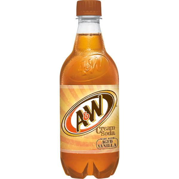 20 oz Cream Soda