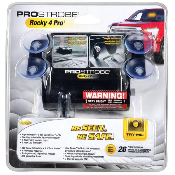 Pro Strobe LED Amber Automotive Light