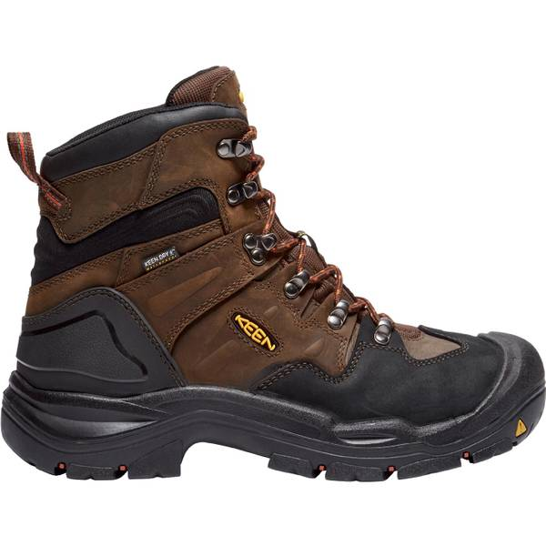 Men's Cascade Brown Coburg Waterproof Boots
