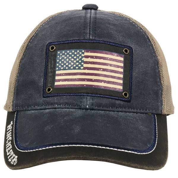 Men's Winchester USA Flag Meshback Cap