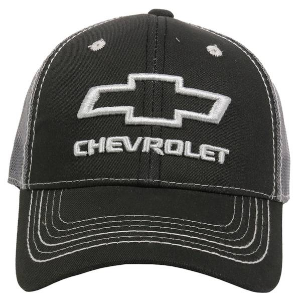 Men's Chevy Logo Meshback Cap