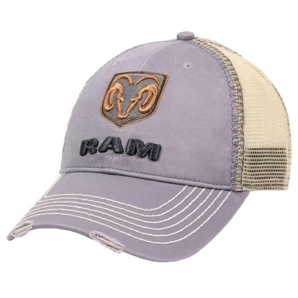 Men's Dodge Ram Logo Meshback Cap