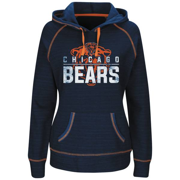 Misses Chicago Bears Pull Over Shirt