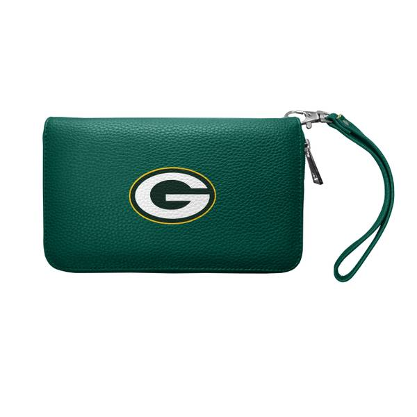 Green Bay Packers Pebble Wallet
