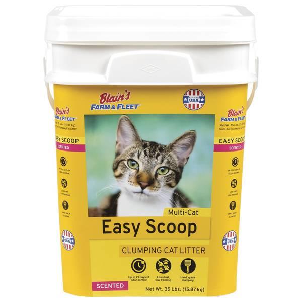 35 lb Clumping Cat Litter