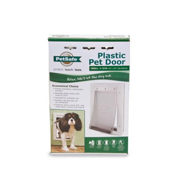 Plastic Pet Door