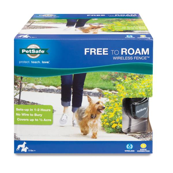 Free to Roam Wireless Fence