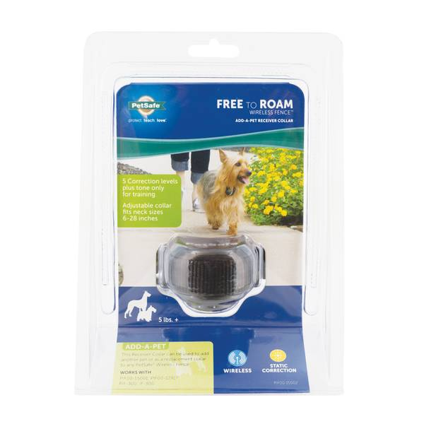 Free to Roam Wireless Collar