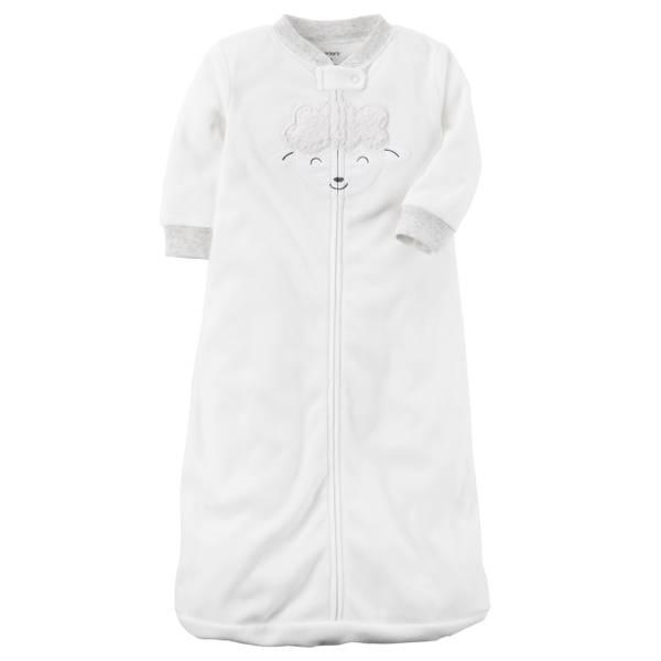 Babys' Ivory Lamb Sleepbag