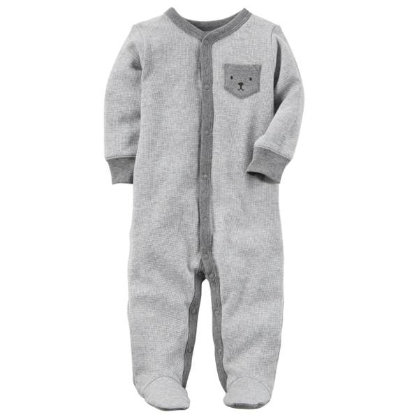 Baby Boys' Thermal Sleep n' Play