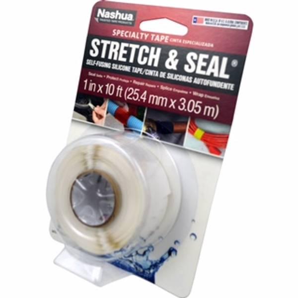 White Stretch & Seal Tape