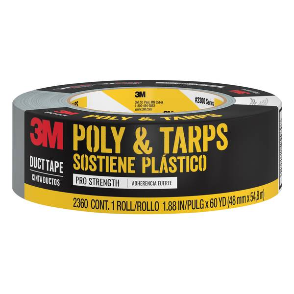 Poly & Tarps Pro Strength Duct Tape
