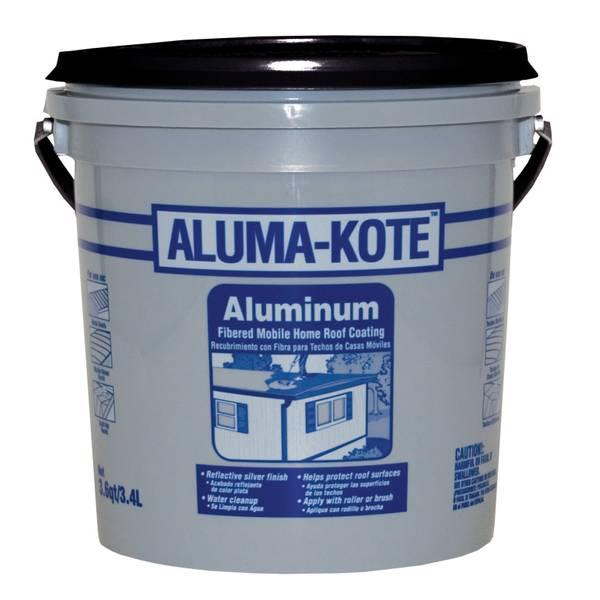 Aluma-Kote Roof Coating