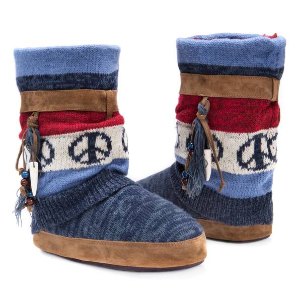 Women's Riley Peace Slippers