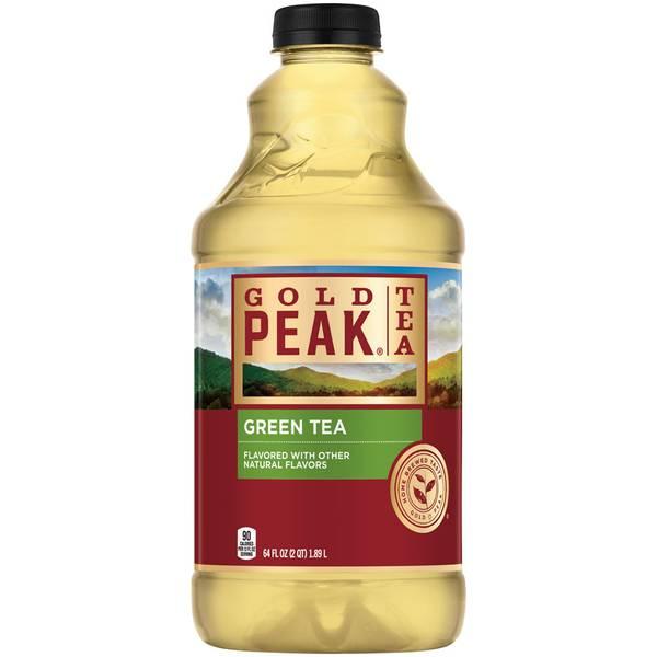 64oz Green Tea