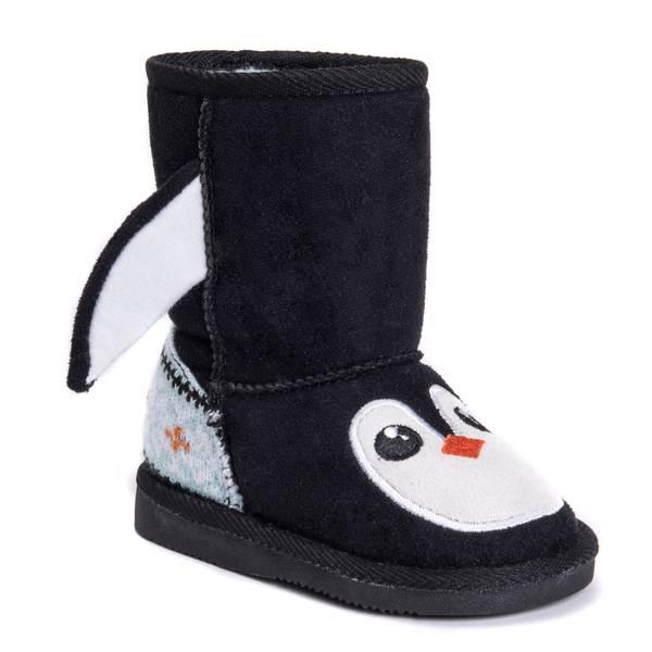 Kids' Echo The Penguin Slippers