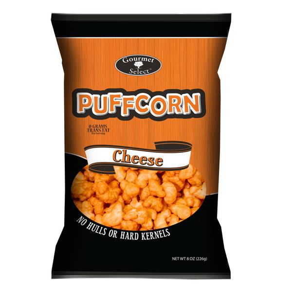 8 oz Cheese Puffcorn