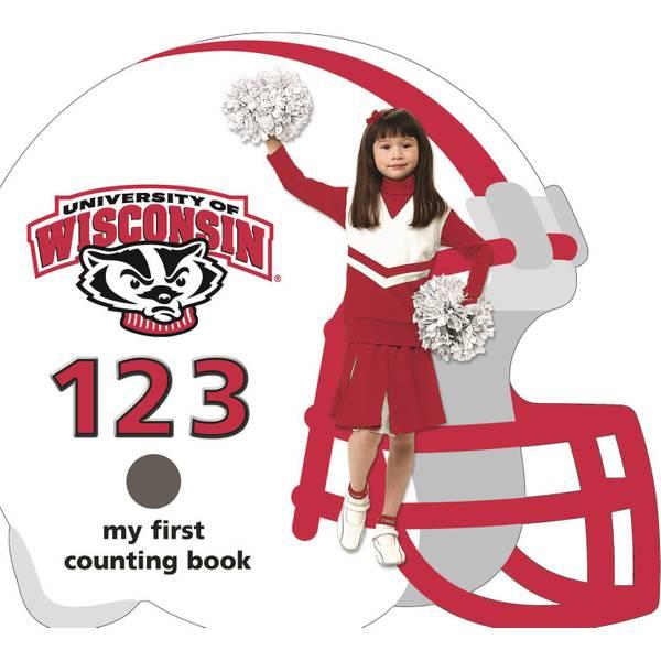 Wisconsin Badgers 123 Book