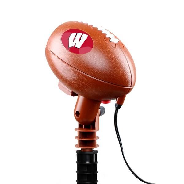 Wisconsin Badgers LED House Light