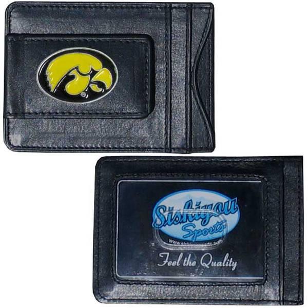 Iowa Hawkeyes Cash & Card Holder