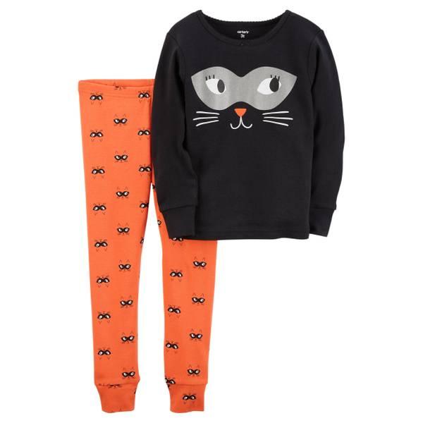 Toddler Girls' 2-Piece Pajamas Set