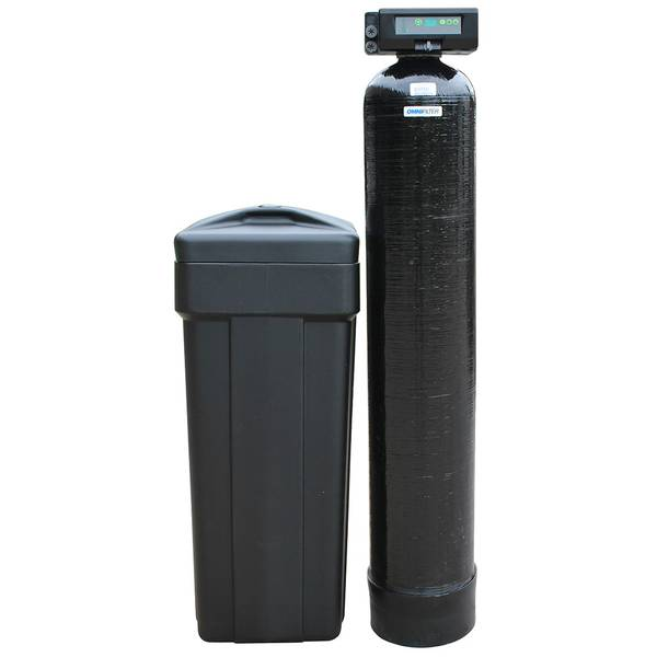 OMNIFilter 26,000 Grain Twin Tank Style Water Softener