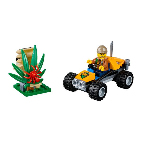 City Jungle Buggy 60156