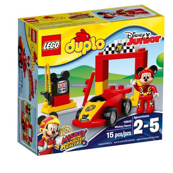 DUPLO Mickey Racer 10843
