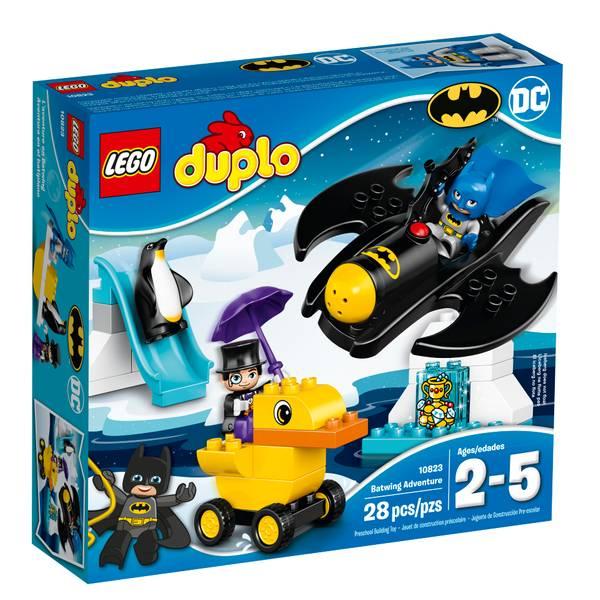 DUPLO Batwing Adventure 10823