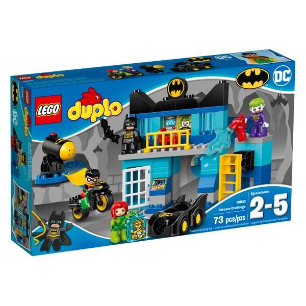 DUPLO Batcave Challenge 10842