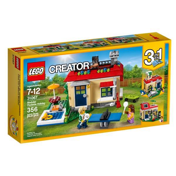 Creator Modular Poolside Holiday 31067