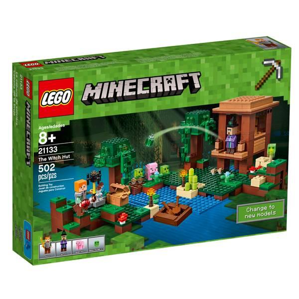 Minecraft The Witch Hut 21133